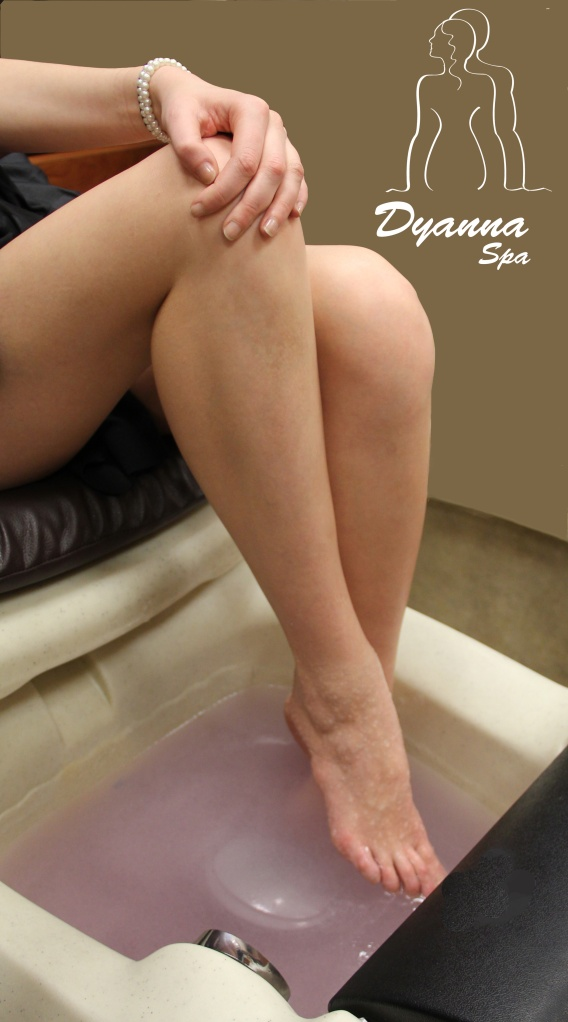 JellY Pedicure at