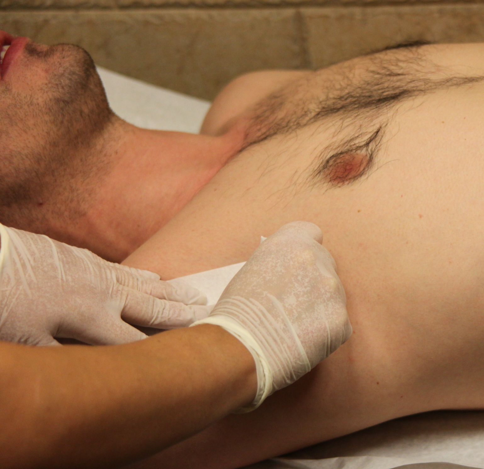 Free underarm waxing - Father's Day at Manhattan New York