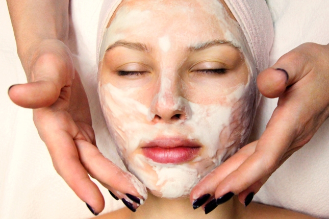 Placenta Facial Mask