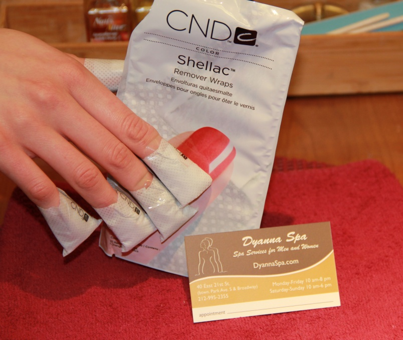 Tag Archives: Shellac Manicure New York