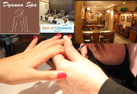 Nail Salon In Manhattan Gel Manicure